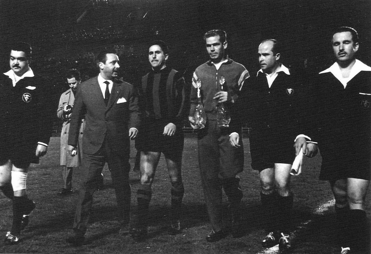 08.12.1959: Valencia CF 5 - 1 Olympique Niza