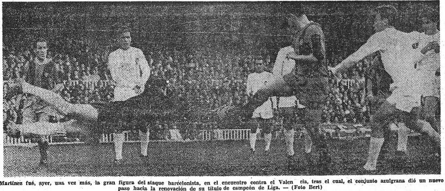 03.04.1960: FC Barcelona 2 - 1 Valencia CF