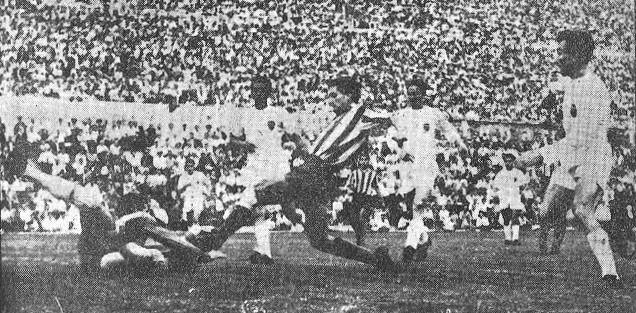 12.06.1960: At. Madrid 4 - 1 Valencia CF