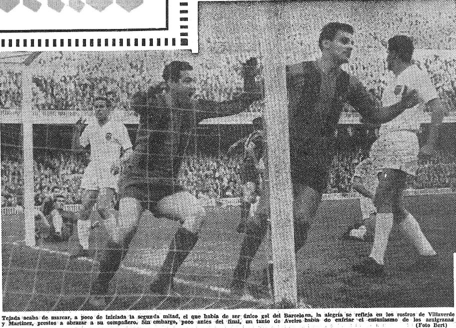 05.03.1961: FC Barcelona 1 - 1 Valencia CF
