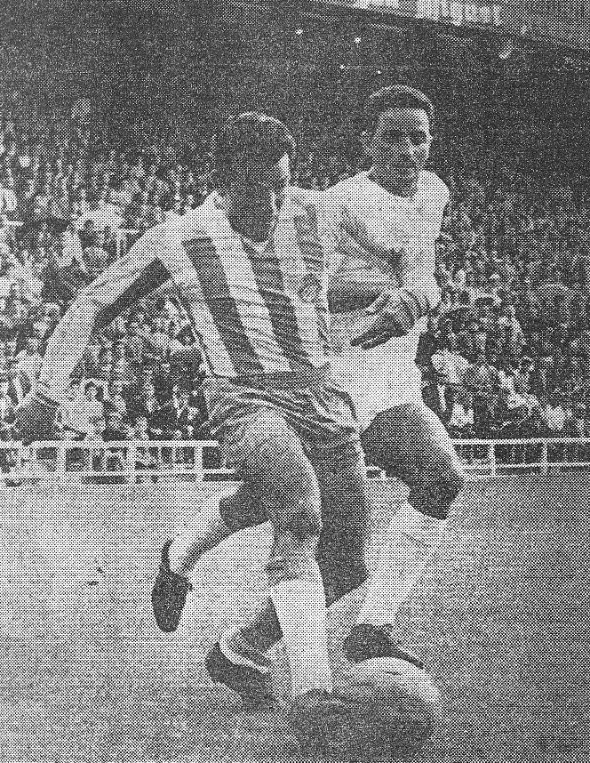 01.10.1961: RCD Espanyol 2 - 2 Valencia CF