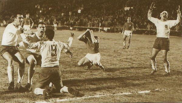 23.12.1961: Valencia CF 4 - 3 Lausanne