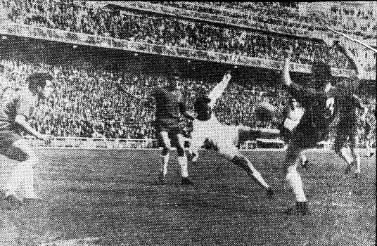 01.04.1962: Real Madrid 4 - 1 Valencia CF