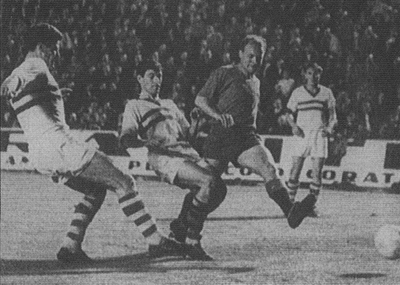 02.05.1962: MTK Budapest 3 - 7 Valencia CF