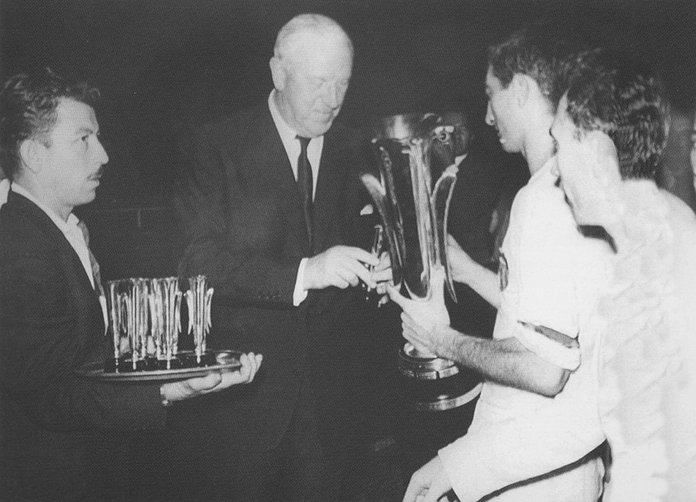 12.09.1962: FC Barcelona 1 - 1 Valencia CF