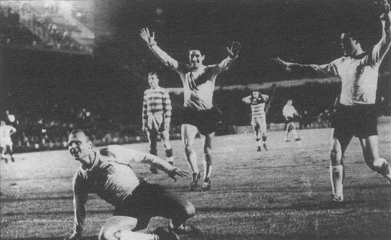 26.09.1962: Valencia CF 4 - 2 Celtic Glasgow