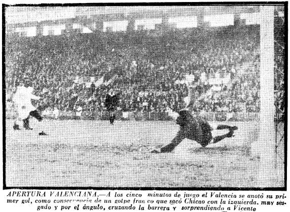 04.11.1962: Valencia CF 2 - 1 Real Madrid