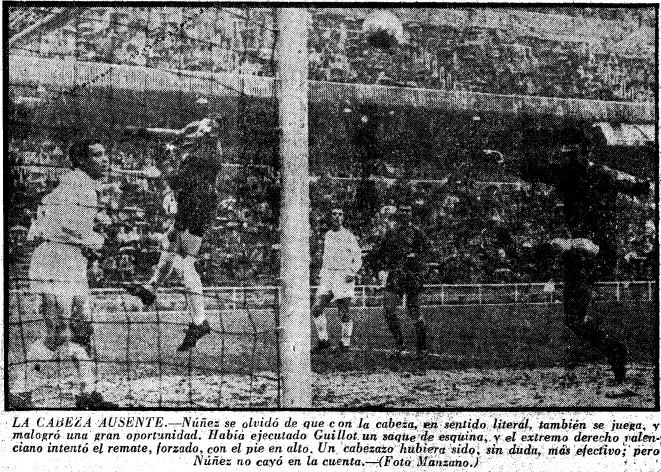 03.03.1963: Real Madrid 1 - 0 Valencia CF