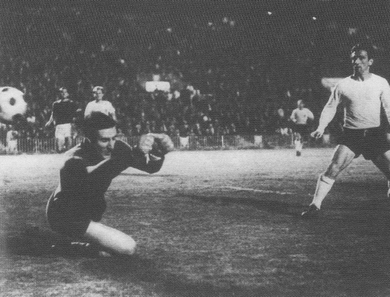 25.04.1963: Valencia CF 3 - 0 AS Roma