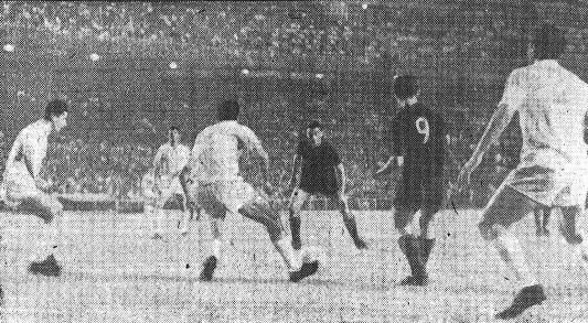 18.06.1963: FC Barcelona 1 - 0 Valencia CF