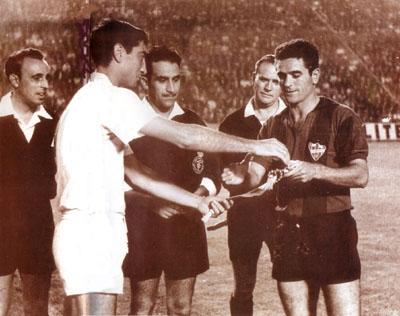 28.09.1963: Valencia CF 5 - 3 Levante UD