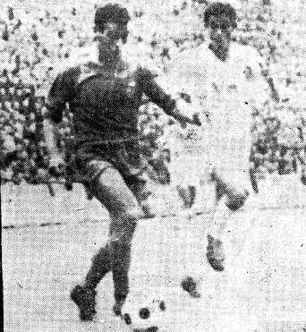 03.11.1963: Valencia CF 1 - 4 Real Madrid