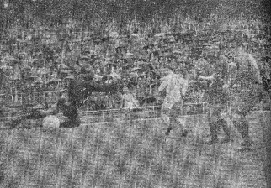 23.02.1964: Real Madrid 2 - 0 Valencia CF