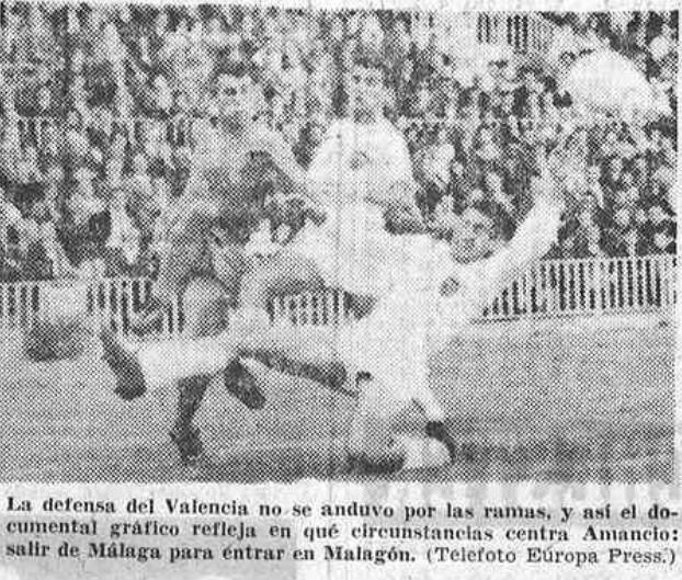 18.10.1964: Valencia CF 0 - 0 Real Madrid