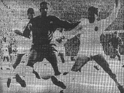 29.11.1964: Valencia CF 3 - 0 Real Zaragoza