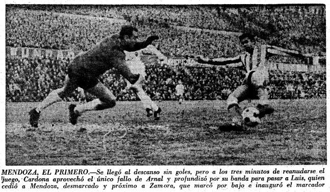 20.12.1964: At. Madrid 2 - 1 Valencia CF