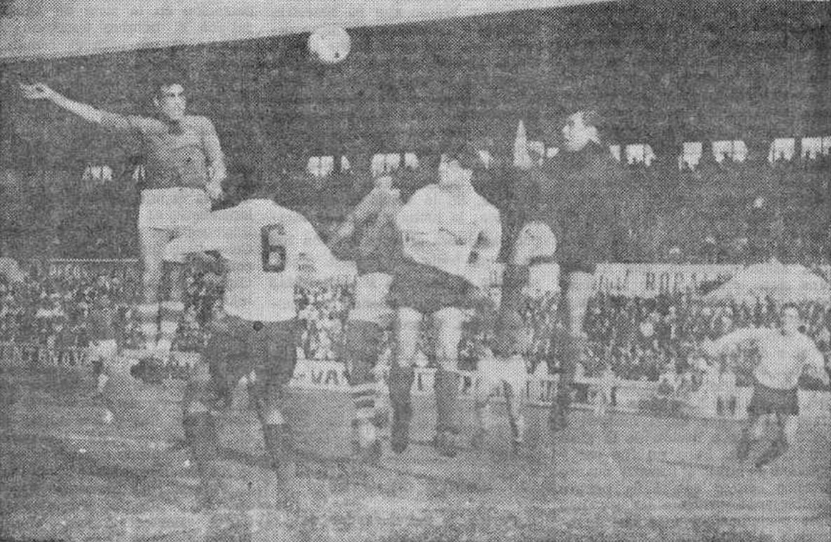 16.05.1965: Celta de Vigo 0 - 1 Valencia CF