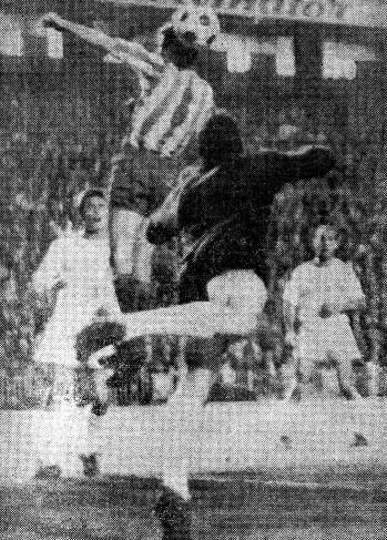 06.06.1965: Valencia CF 0 - 1 At. Madrid