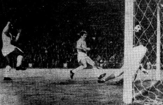 03.11.1965: Valencia CF 3 - 0 Hib. Edimburgo