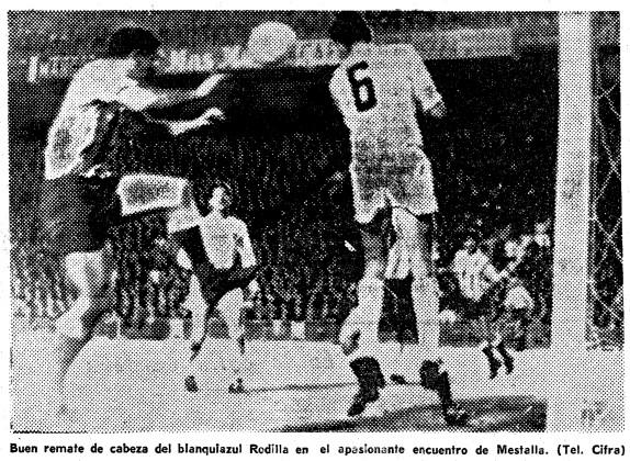 12.12.1965: Valencia CF 2 - 1 RCD Espanyol