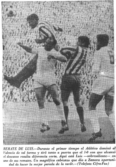 13.03.1966: Valencia CF 1 - 2 At. Madrid
