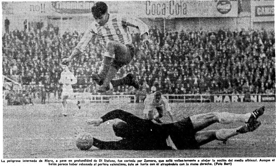 20.03.1966: RCD Espanyol 2 - 0 Valencia CF