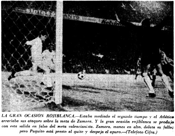 23.04.1966: Valencia CF 0 - 0 At. Madrid
