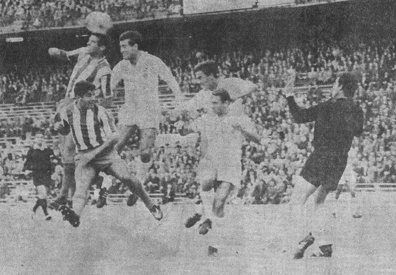 02.10.1966: At. Madrid 1 - 1 Valencia CF