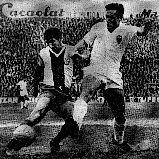 06.11.1966: RCD Espanyol 2 - 1 Valencia CF