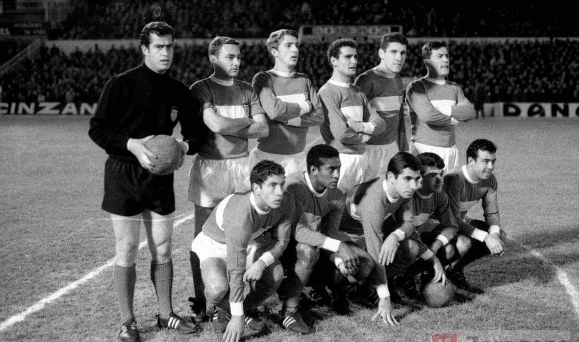 19.11.1966: Real Zaragoza 3 - 1 Valencia CF