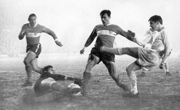 18.01.1967: Leeds United 1 - 1 Valencia CF