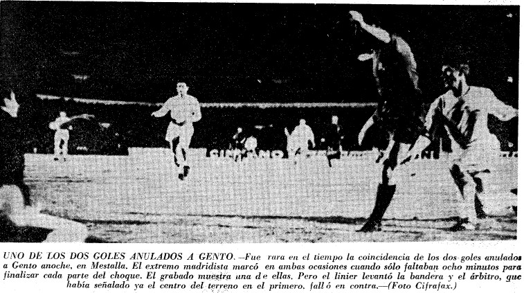 01.04.1967: Valencia CF 0 - 0 Real Madrid