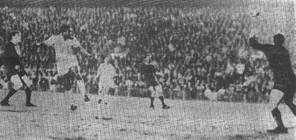 04.06.1967: Valencia CF 2 - 1 Real Madrid