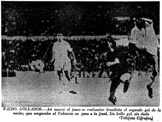 24.06.1967: Valencia CF 2 - 0 Elche CF