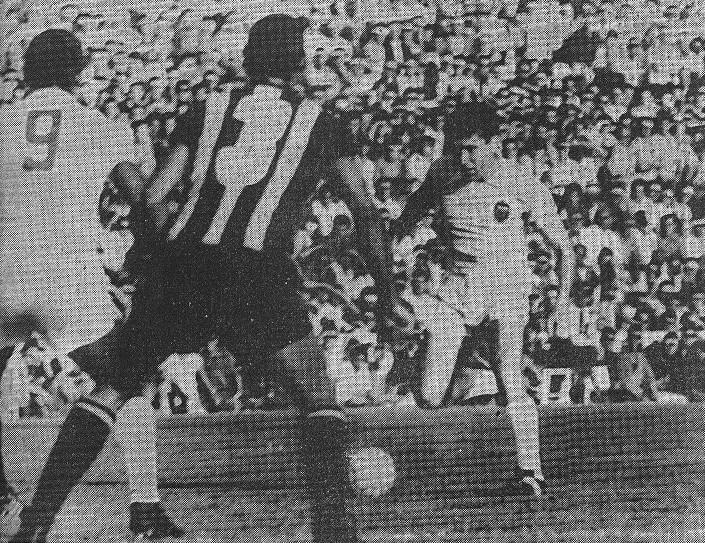 02.09.1967: Peñarol 0 - 2 Valencia CF