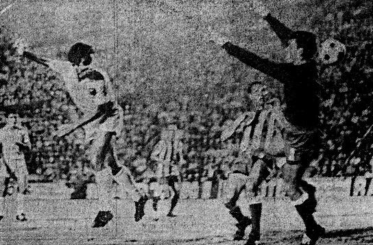 23.09.1967: Valencia CF 5 - 0 Córdoba CF