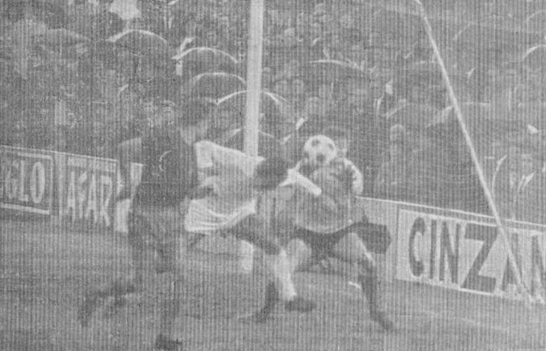 29.10.1967: Pontevedra CF 1 - 0 Valencia CF