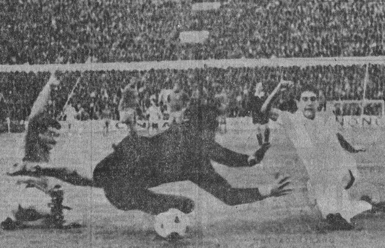 05.11.1967: Valencia CF 2 - 0 Real Madrid