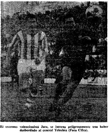14.01.1968: Real Betis 0 - 2 Valencia CF