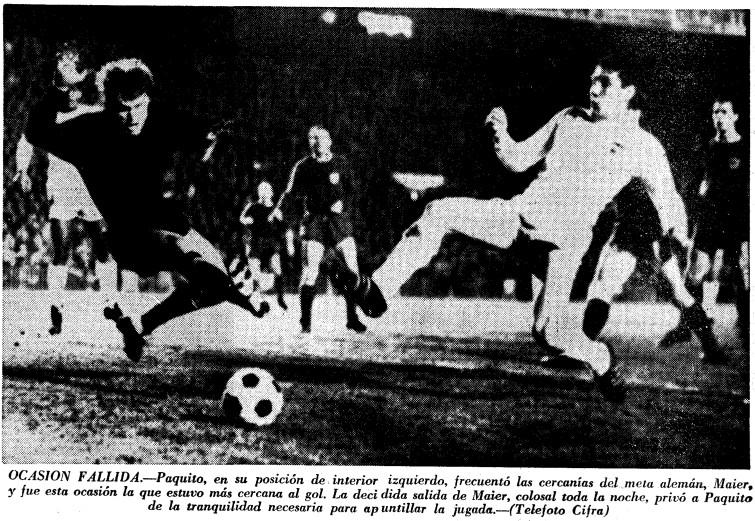 14.02.1968: Valencia CF 1 - 1 Bayern Munich