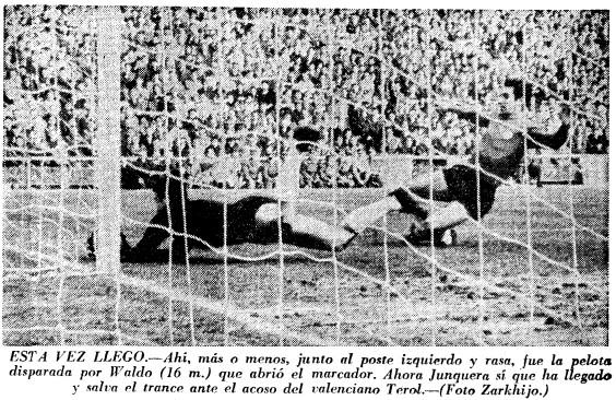 25.02.1968: Real Madrid 0 - 2 Valencia CF