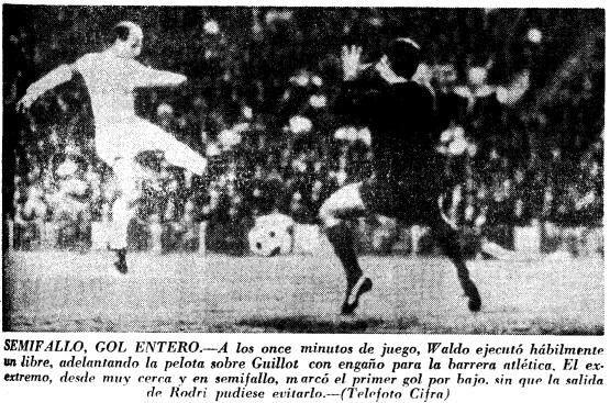 21.04.1968: Valencia CF 3 - 1 At. Madrid