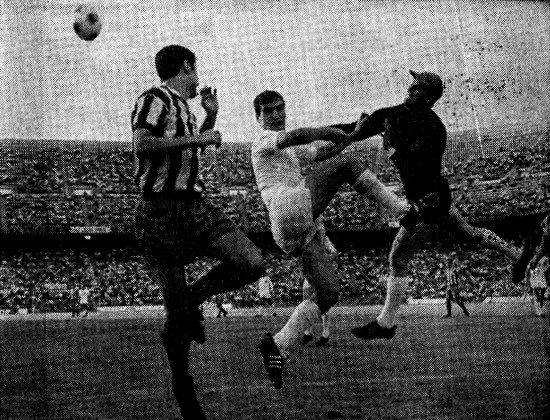 09.06.1968: At. Madrid 1 - 0 Valencia CF