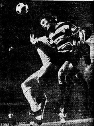 02.10.1968: Valencia CF 4 - 1 Sporting Lisboa