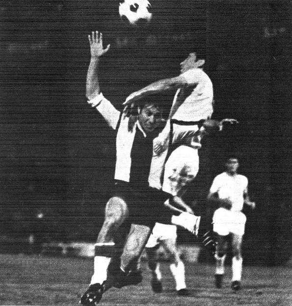 03.11.1968: RCD Espanyol 0 - 1 Valencia CF