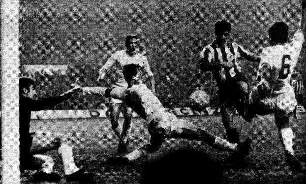 22.12.1968: At. Madrid 2 - 2 Valencia CF