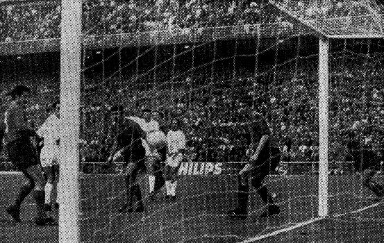 09.02.1969: Real Madrid 0 - 0 Valencia CF