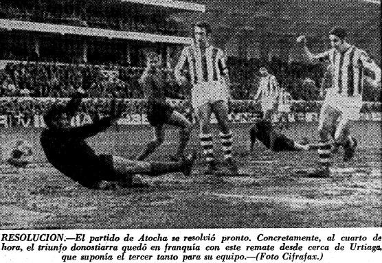 06.04.1969: Real Sociedad 4 - 0 Valencia CF