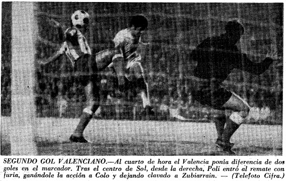 12.04.1969: Valencia CF 2 - 1 At. Madrid