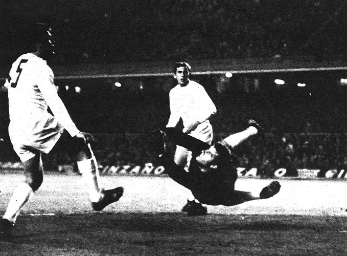 16.04.1969: FC Barcelona 1 - 1 Valencia CF